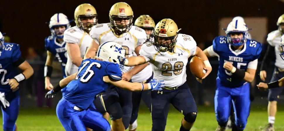 Schuylkill Haven Football Varsity Records